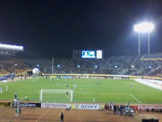 クラブ・ワールドカップ開幕戦